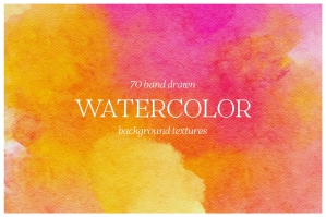 Hand Drawn Watercolor Backgrounds