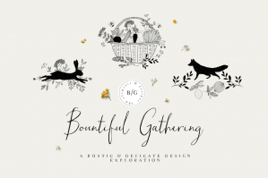 Bountiful Gathering - Collection