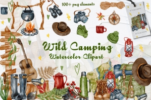 Wild Camping Collection