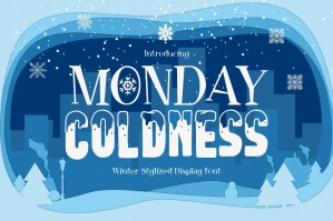 Monday Coldness