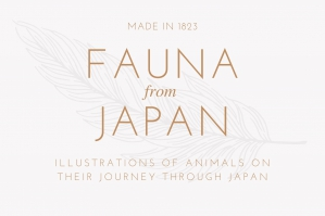 Fauna from Japan