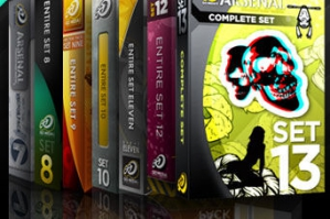 Go Media's Ultimate Vector Collection (1360 Meticulous Designs)