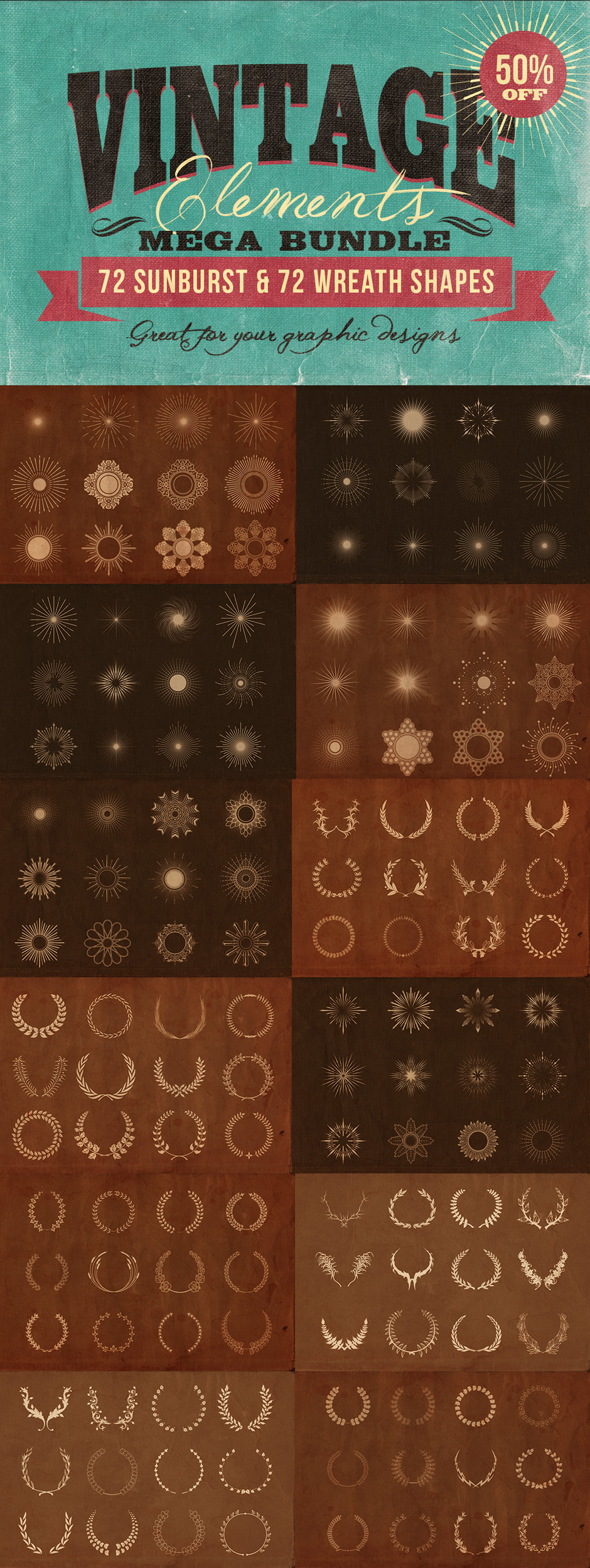 Ultimate Vector Elements Collection